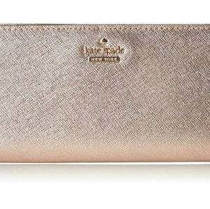 Kate Spade Stacy Rose Gold Wallet